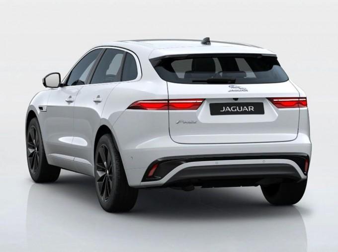2021 Jaguar MHEV R-Dynamic SE Auto 5-door (White) - Image: 3