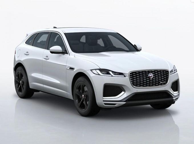 2021 Jaguar 2.0i R-Dynamic S Auto 5-door (White) - Image: 1