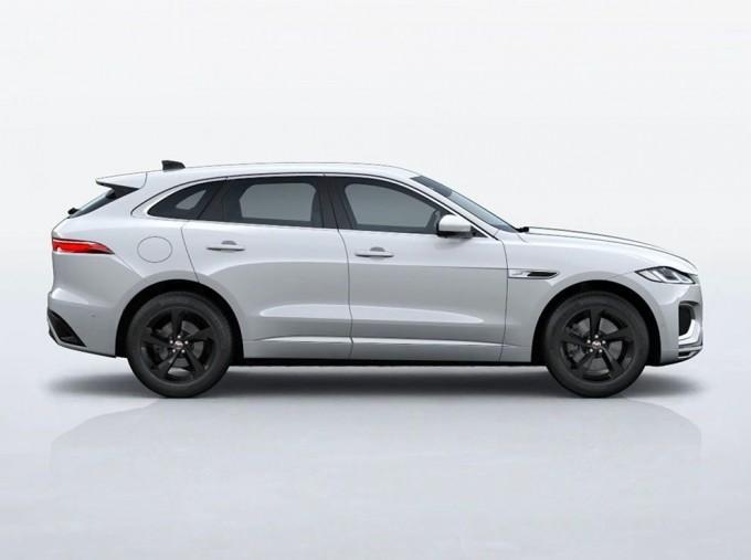 2021 Jaguar 2.0i R-Dynamic S Auto 5-door (White) - Image: 2
