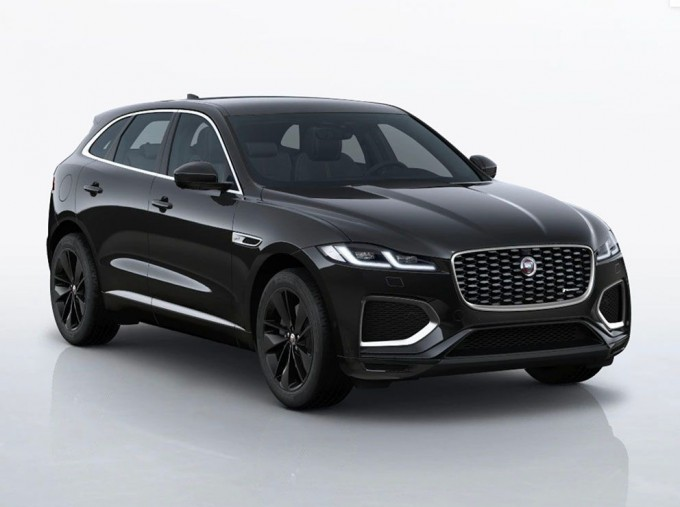 2021 Jaguar V6 MHEV R-Dynamic SE Auto 5-door (Black) - Image: 1