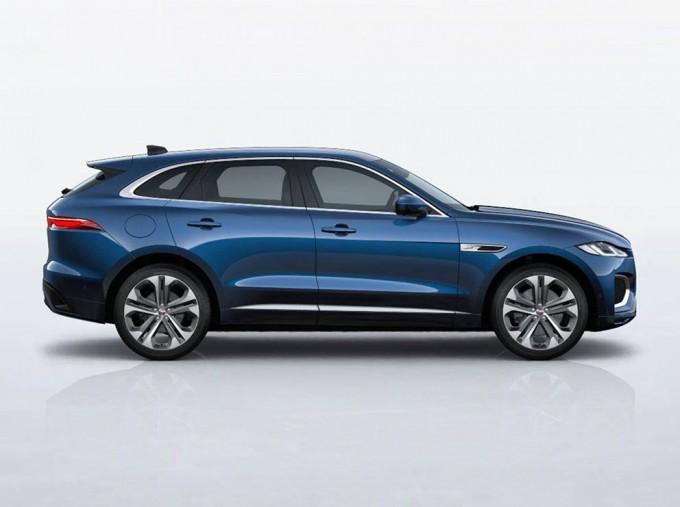 2021 Jaguar V6 MHEV R-Dynamic HSE Auto 5-door  - Image: 2