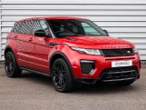 2017 Land Rover TD4 HSE Dynamic Lux Auto 4WD 5-door (Red) - Image: 1
