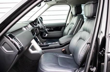 2019 Land Rover SD V6 Autobiography Auto 4WD 5-door (Black) - Image: 3
