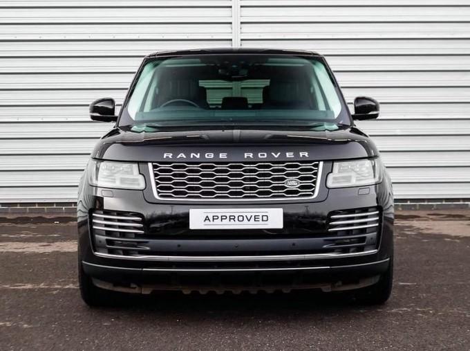 2019 Land Rover SD V6 Autobiography Auto 4WD 5-door (Black) - Image: 7