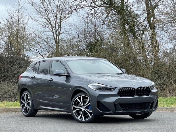 2021 BMW 20d M Sport Auto xDrive 5-door (Grey) - Image: 1