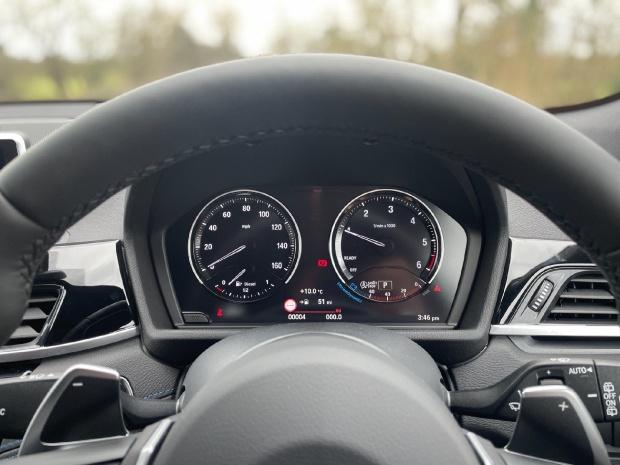2021 BMW 20d M Sport Auto xDrive 5-door (Grey) - Image: 9