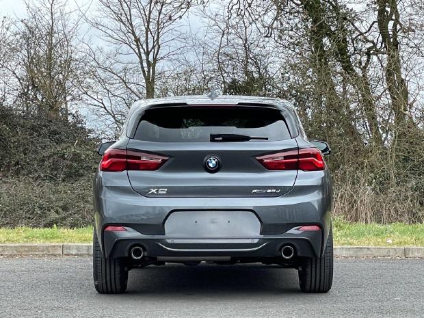 2021 BMW 20d M Sport Auto xDrive 5-door (Grey) - Image: 15