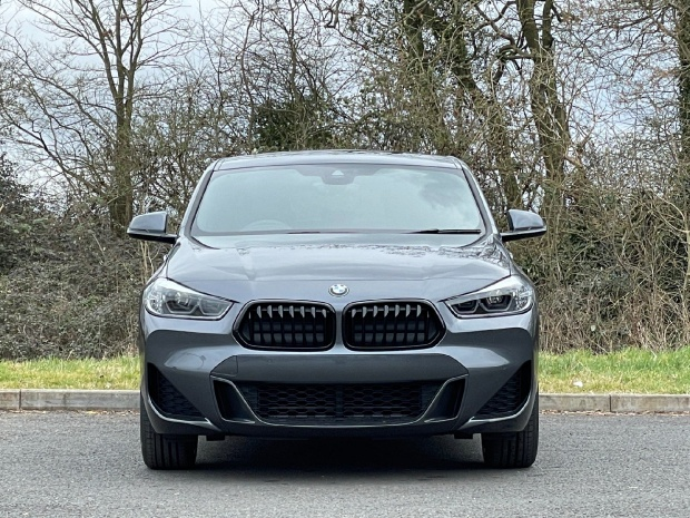 2021 BMW 20d M Sport Auto xDrive 5-door (Grey) - Image: 16