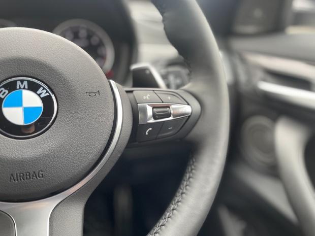 2021 BMW 20d M Sport Auto xDrive 5-door (Grey) - Image: 18