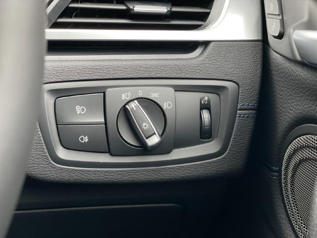 2021 BMW 20d M Sport Auto xDrive 5-door (Grey) - Image: 23