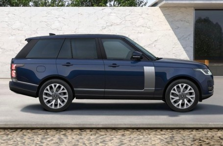 2021 Land Rover D300 MHEV Westminster Auto 4WD 5-door (Blue) - Image: 2