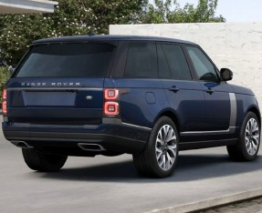 2021 Land Rover D300 MHEV Westminster Auto 4WD 5-door (Blue) - Image: 3