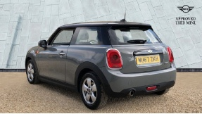 2017 MINI Cooper 3-door Hatch (Grey) - Image: 2