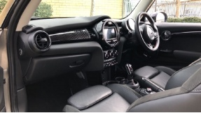 2018 MINI Cooper S 3-door Hatch (Silver) - Image: 7