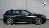 2021 BMW 118d M Sport (Black) - Image: 3
