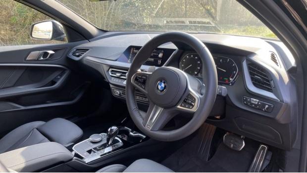 2021 BMW 118d M Sport (Black) - Image: 6
