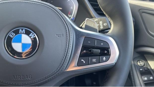 2021 BMW 118d M Sport (Black) - Image: 18