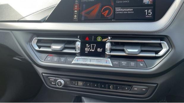 2021 BMW 118d M Sport (Black) - Image: 22
