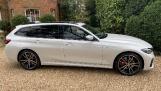 2021 BMW 320d MHT M Sport Touring Auto 5-door (White) - Image: 2
