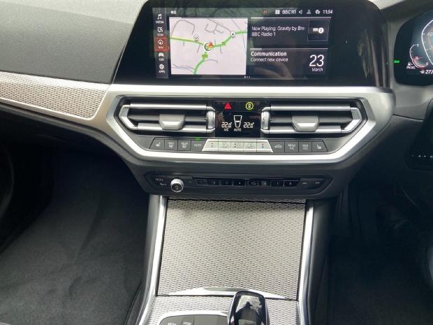 2021 BMW 320d MHT M Sport Touring Auto 5-door (White) - Image: 7