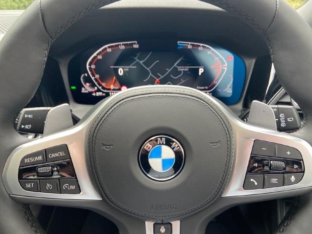 2021 BMW 320d MHT M Sport Touring Auto 5-door (White) - Image: 9