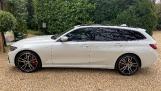 2021 BMW 320d MHT M Sport Touring Auto 5-door (White) - Image: 13