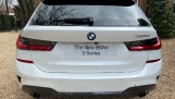 2021 BMW 320d MHT M Sport Touring Auto 5-door (White) - Image: 14