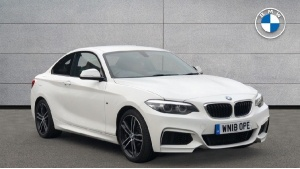 2018 BMW 2 Series 218i M Sport Coupe 2-door