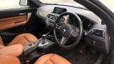 2018 BMW 218i M Sport Coupe (White) - Image: 6