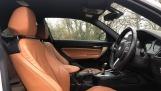 2018 BMW 218i M Sport Coupe (White) - Image: 11