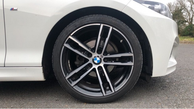 2018 BMW 218i M Sport Coupe (White) - Image: 14