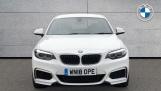 2018 BMW 218i M Sport Coupe (White) - Image: 16