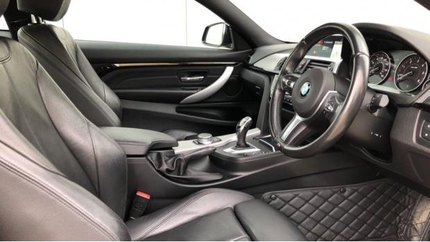 2017 BMW 420d M Sport Coupe (Grey) - Image: 6