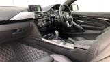 2017 BMW 420d M Sport Coupe (Grey) - Image: 7