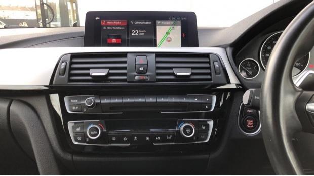 2017 BMW 420d M Sport Coupe (Grey) - Image: 8