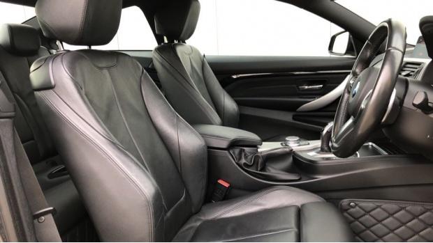 2017 BMW 420d M Sport Coupe (Grey) - Image: 11