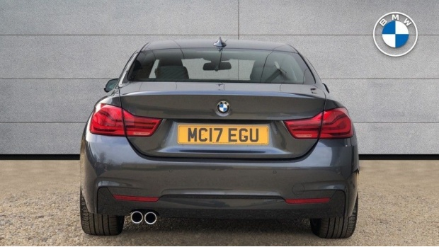 2017 BMW 420d M Sport Coupe (Grey) - Image: 15