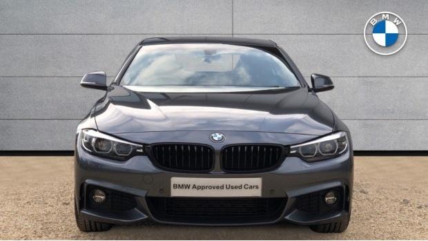 2017 BMW 420d M Sport Coupe (Grey) - Image: 16