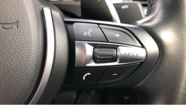 2017 BMW 420d M Sport Coupe (Grey) - Image: 18