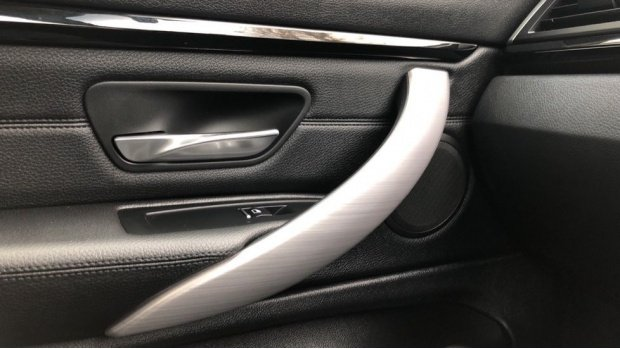 2017 BMW 420d M Sport Coupe (Grey) - Image: 20
