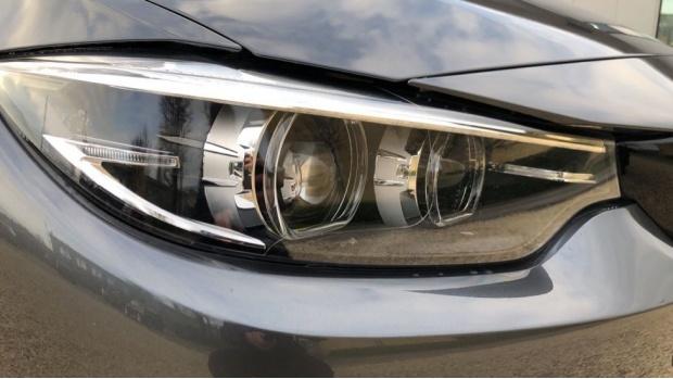 2017 BMW 420d M Sport Coupe (Grey) - Image: 22