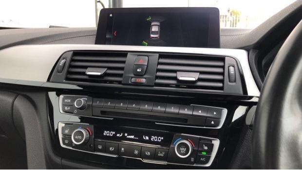 2017 BMW 420d M Sport Coupe (Grey) - Image: 24