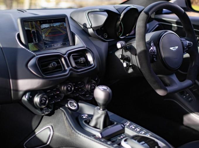 2021 Aston Martin V8 2-door (Grey) - Image: 5