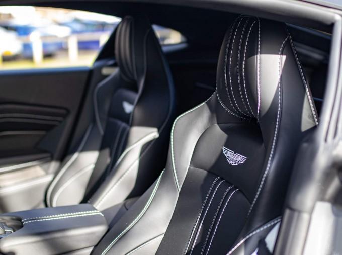 2021 Aston Martin V8 2-door (Grey) - Image: 8
