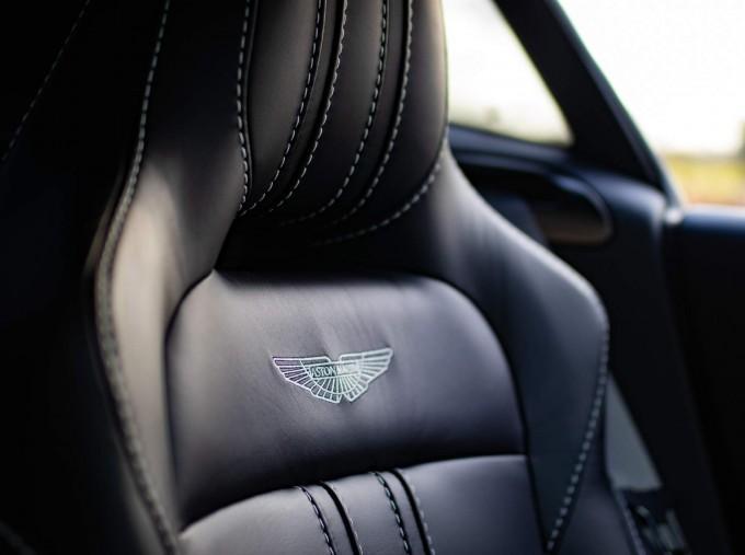 2021 Aston Martin V8 2-door (Grey) - Image: 11