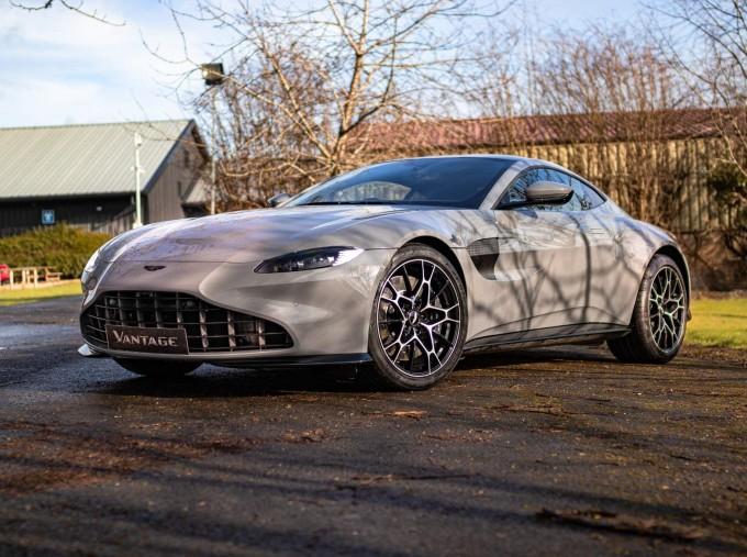 2021 Aston Martin V8 2-door (Grey) - Image: 16