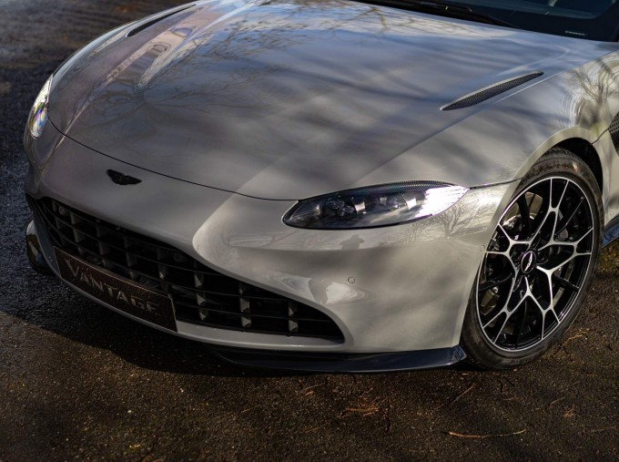 2021 Aston Martin V8 2-door (Grey) - Image: 17