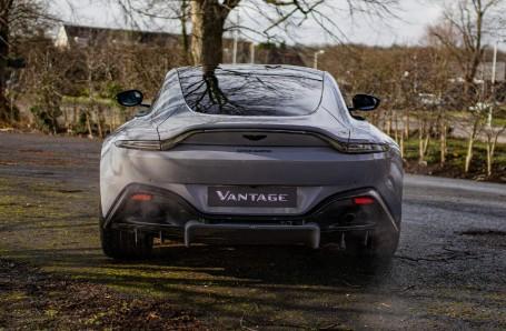2021 Aston Martin V8 2-door (Grey) - Image: 23