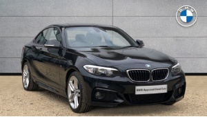 2016 BMW 2 Series M Sport Coupe 2-door