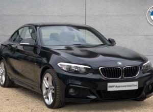Brand new 2016 BMW 2 Series M Sport Coupe 2-door finance deals